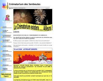 A.D.E.S. ASSOCIATION DE DEFENSE DE L'ENVIRONNEMENT DES SEMBOULES