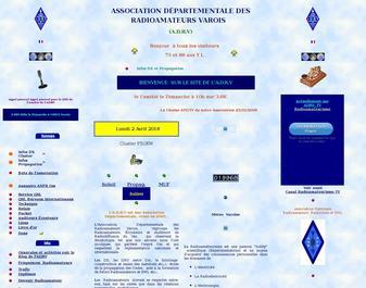 A.D.R.V Association Départementale des Radioamateurs Varois.