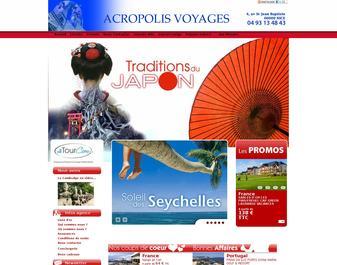 Acropolis Voyages