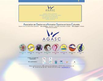AGASC Association de gestion et d'animation sportive