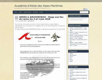 Aikido et Aikitaiso en Alpes-Maritimes