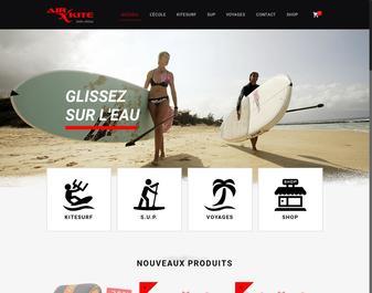 Air' X Kite : ecole kite surf