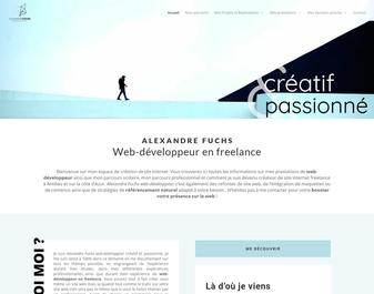 Alexandre Fuchs : Référencement naturel sur la côte d'Azur