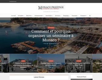 Annuaire et guide de Monaco