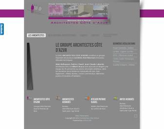 Architectes Côte d'Azur