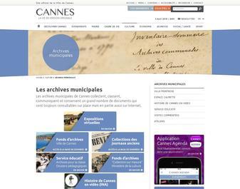 Archives Cannes en ligne