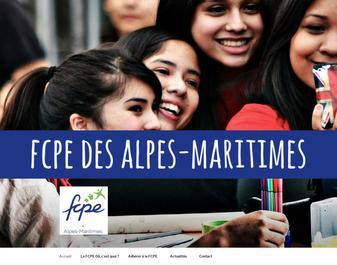Association des parents d'élèves FCPE des Alpes Maritimes (06)