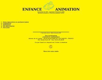 Association ENFANCE ANIMATION