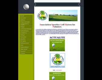 Association Sportive du Golf de Hyères
