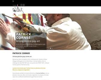 Atelier galerie d'art Cornée Patrick artiste peintre dans le sud de la France.