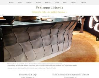 Atelier Raku Fabienne L'Hostis : céramiste raku