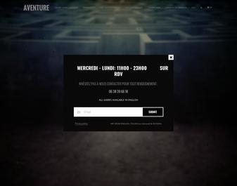 Aventure – Live Escape Game