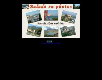 Balade en photos dans les Alpes Maritimes