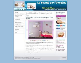 BEAUTE OXYGENE
