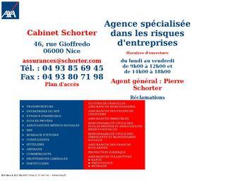 Cabinet Schorter