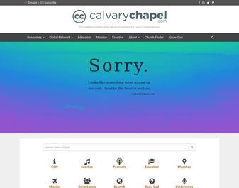 Calvary Chapel Nice
