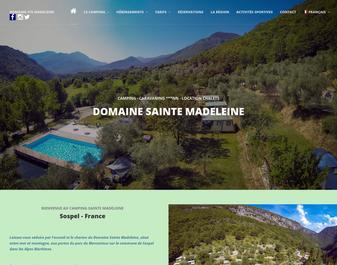 Camping Sainte Madeleine