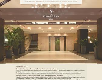 Cannes Palace Hôtel * * * *