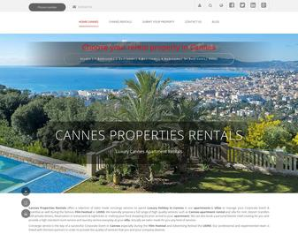 Cannes Properties Rentals