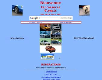 carrosserie olympic