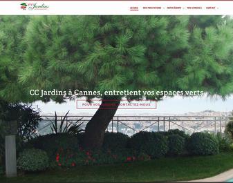 cc jardins paysagiste