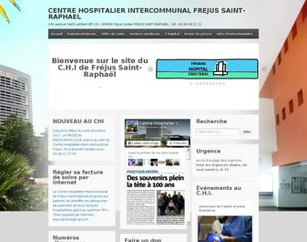 Centre Hospitalier Intercommunal de Fréjus Saint-Raphaël
