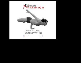 centrenataraja cours de yoga