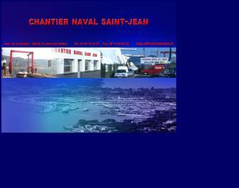 Chantier Naval St Jean