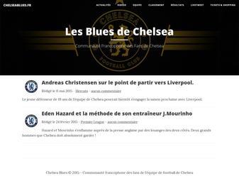 Chelsea Blues – La communauté francophone de Chelsea FC