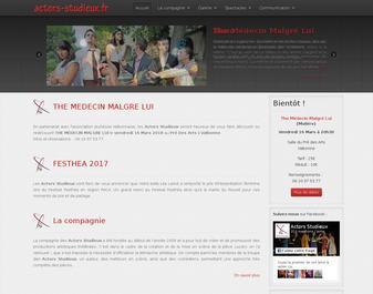 Cie Actors Studieux