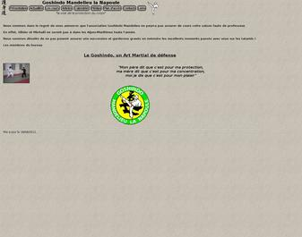 Club d'arts martiaux de Mandelieu La Napoule