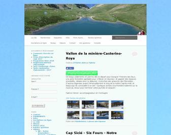 clubrando06 :randonnées Alpes Maritimes