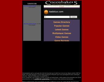 Cocoshakers Le Groupe Rock !
