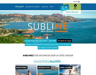 Comité régional du tourisme Riviera Côte d'Azur