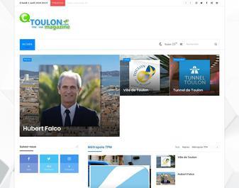 CToulon Magazine