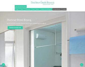 Denis Boucq – chirurgien esthetique Nice