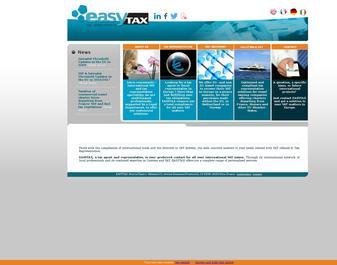 EasyTax récupération TVA