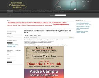 Ensemble Polyphonique de Nice
