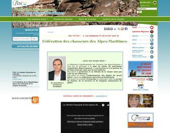 Fédération départementale des chasseurs des Alpes-Maritimes