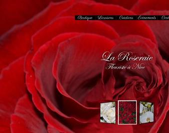 Fleuriste La roseraie Nice Lenval
