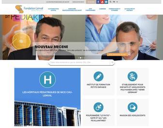 Fondation LENVAL – Hôpital pour enfants