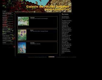 Galerie de pastels à Bormes les Mimosas