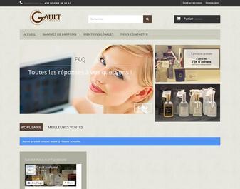 Gault – Parfums d'Intérieurs