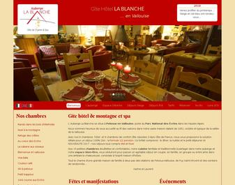 GITE AUBERGE La Blanche, Vallouise