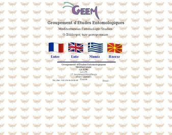 Groupement d'Etudes Entomologiques Méditerranée