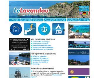 Guide pratique du Lavandou et Côte d'Azur varoise