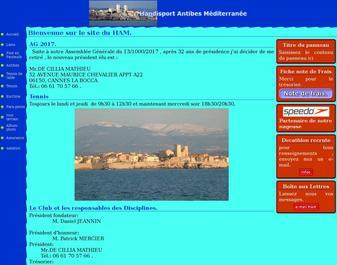 H.A.M. Handisport Antibes Méditerranée