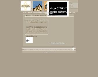 histoire d'un ancien palace : Golf Hôtel de Valescure