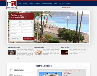 Home on Riviera   Immobilier Nice