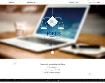 Horus HJ – logiciel pour huisser de justice